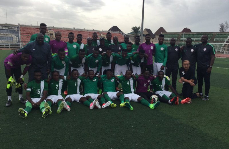 CHAN Eagles round off preparations with emphatic win