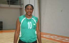 Interview with Nigeria star player Chineye Nwosu