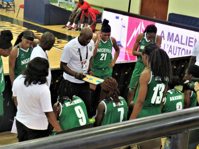 FIBAWWC: NBBF sack Vincent D'Tigress head coach