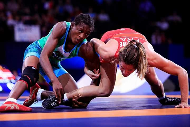 World Wrestling Championship: Nigeria Wrestlers to arrive on Monday