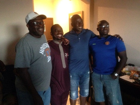 Galaxy of Nigerian stars: Memorable night in Houston