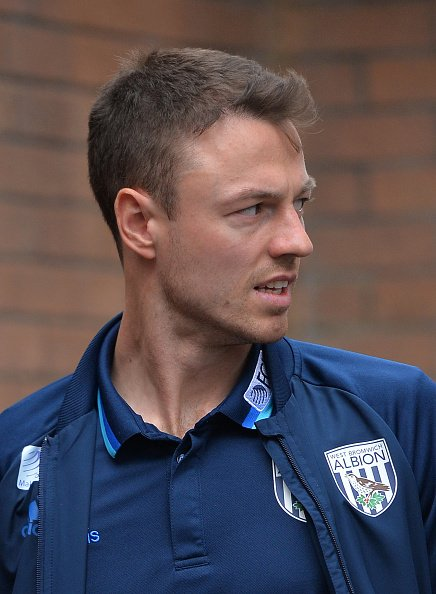Arsenal join Manchester City in race to sign Jonny Evans