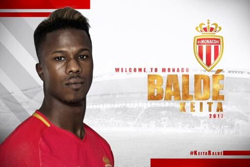 DONE DEAL: Monaco complete signing of Lazio midfielder