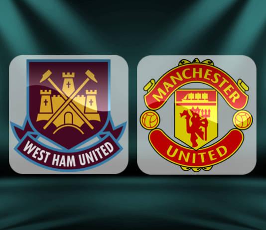 Man United hammer West Ham 4 – 0