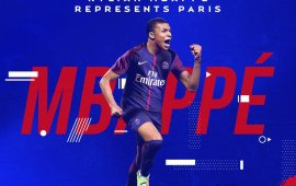 PSG announce Mbappe signing