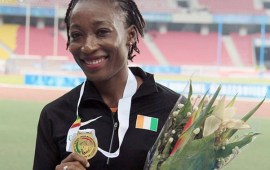 African Record holder Ta Lou lambast Asaba 2018 LOC