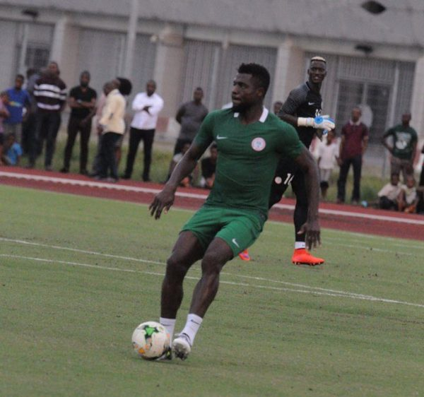 Ogu plays down Cameroonian rivalry, focused on victory