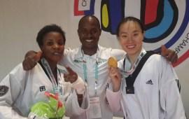 Taekwondo: Nigeria's Otuadinma earns World Taekwondo Federation Grand Prix invitation