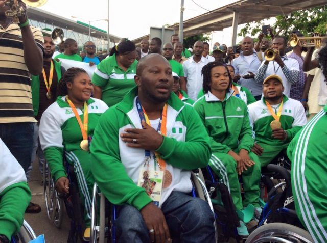 Para-power lifting: Nigeria lifters fumble, as Egypt shines in latest ranking