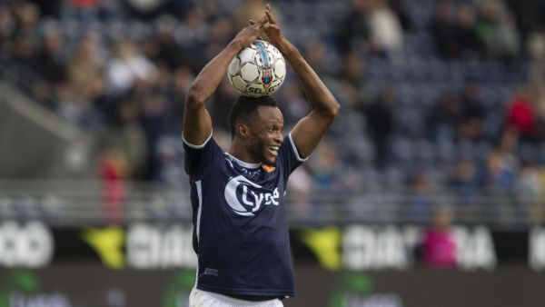 9 things you probably didn't know about Samuel Adegbenro, Rosenborg star