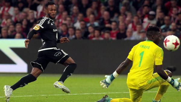 Adegbenro making big impressions at new club Rosenborg