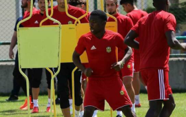 Azubuike aims for strong start in Turkey's Super Lig