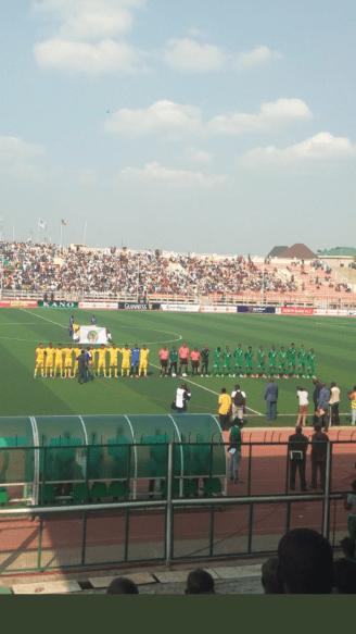 PLAYER RATINGS: Nigeria vs Benin – Ali stifles Alhassan