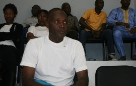 Interview with Nigeria women volleyball coach, Usman Habib Abdallah