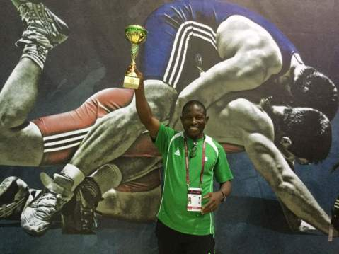 Africa Championship: Nigeria get nod to host 2018 Edition as Daniel Igali reacts