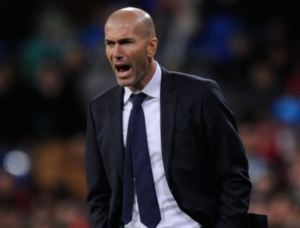 UCL: Zidane suffers first Champions League elimination