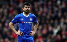 Diego Costa not interested in returning to Chelsea