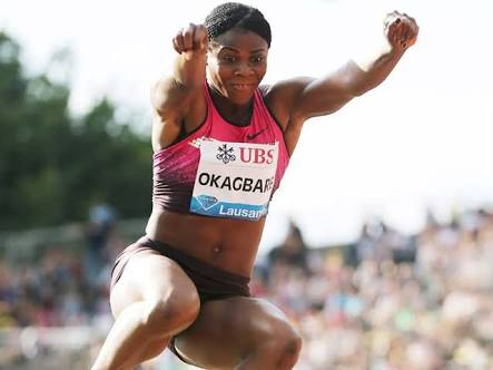 Okagbare-Ighoteguonor qualifies for Long Jump final at World Championships in London