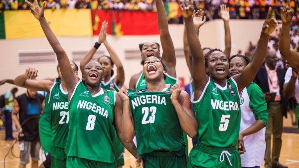 D'Tigress claim Afrobasket title