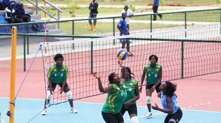 Volleyball: Nigeria female players begin camping ahead of qualifiers in Abidjan