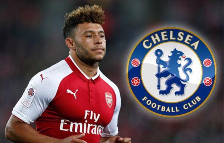 Chelsea agree fee with Arsenal for the transfer of Oxlade-Chamberlain.