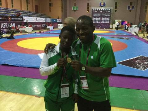 Mercy Genesis can deliver Nigeria a medal says Igali