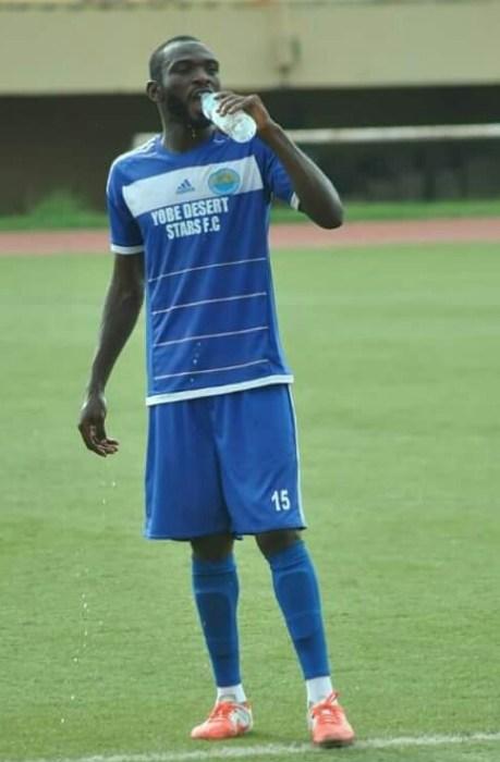 Yobe Desert Star, Adewale happy to be part of history