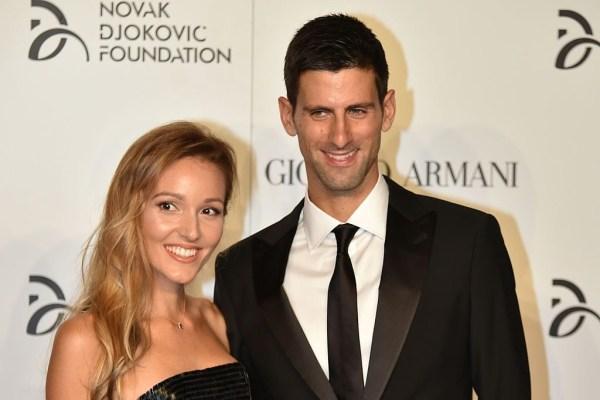 Djokovic welcomes baby girl