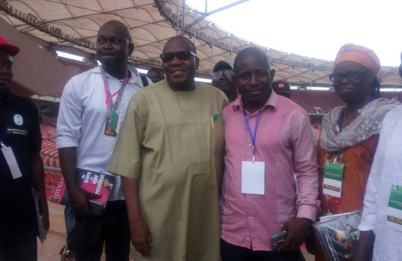 Board members of Nigeria Wrestling Federation discuss way forward for Federation today