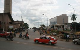 Bouake: from war zone to soccer city