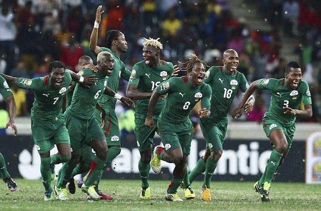 Burkina Faso name squad for South Africa showdown