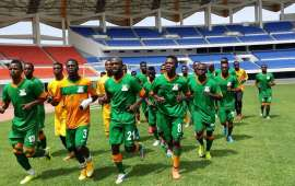 Zambia ends Algeria's world cup hopes, close gap on Nigeria