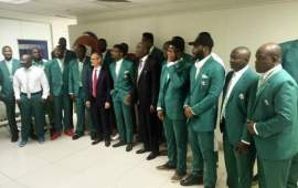 Total host silver-winning D'Tigers