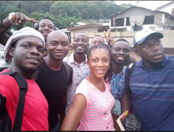 My Cameroonian adventure: a pleasurable stress