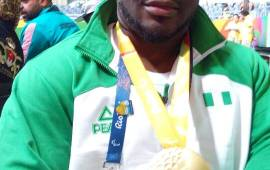 One year after: Nigeria has forgotten us, says Powerlifting Bronze medalist