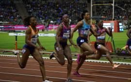 Okagbare-Ighoteguonor dazzles in Brussels