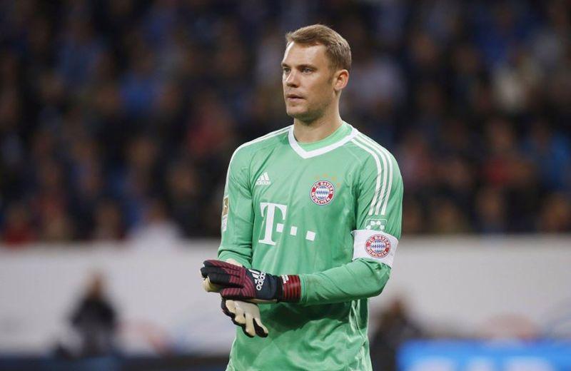 Neuer undergoes surgery, sidelined till January