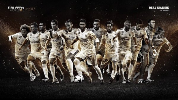 World XI: FIFPRO Lists 55 nominees