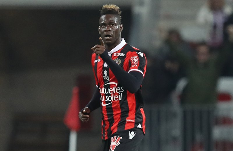 Ligue 1: Balotelli inspires Nice to stunning win against Monaco