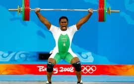 Weightlifting: Nigeria lifters missing at the Commonwealth Championships
