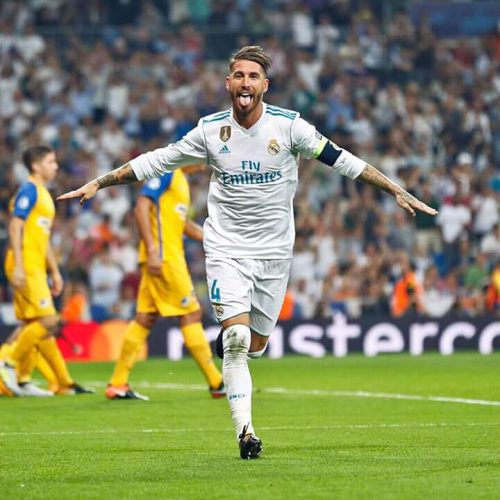 Champions Real Madrid set for Moscow test without Ramos