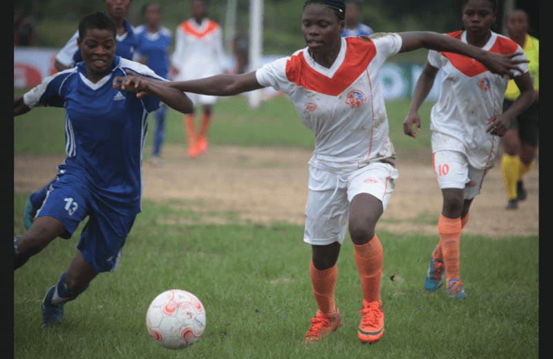 AITEO Cup: Rivers Angels held at home as Ibom Angels nick derby