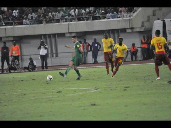 Balogun revels in best Eagles performance ever