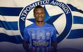 Q&A with Greece based Nigerian striker Abiola Dauda