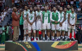 Former Afrobasket champions to arrive on Monday