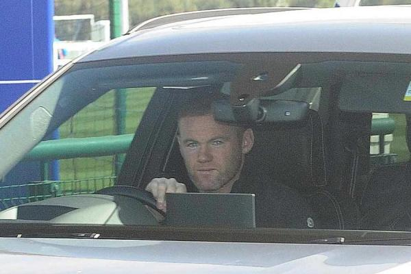 Rooney arrested for drink-driving