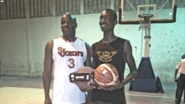 DA-F Basketball bids farewell to Academy captain