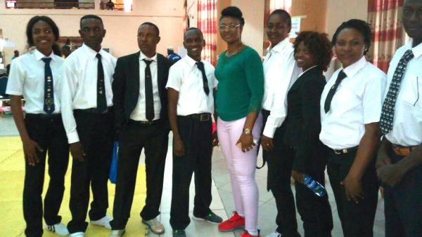 Taekwondo Federation: Coaching the coaches across the country