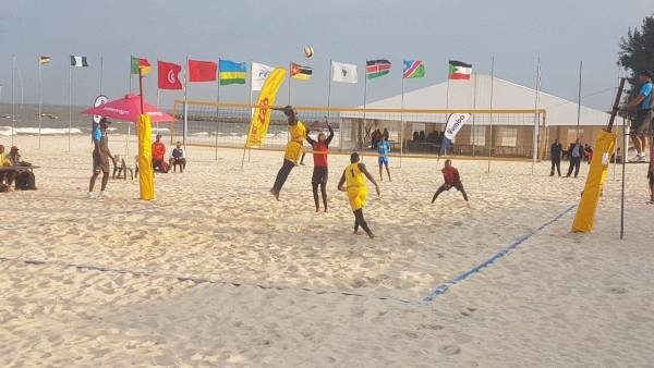Beach Volleyball: NVBF trims male and female squad for Commonwealth Qualifiers