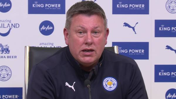 Craig Shakespeare gets the boot at Leicester City